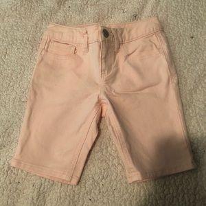 Gap shorts-peach